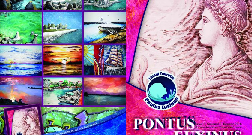 """Revista liceului """"Pontus Euxinus"""" – Numărul 2"""