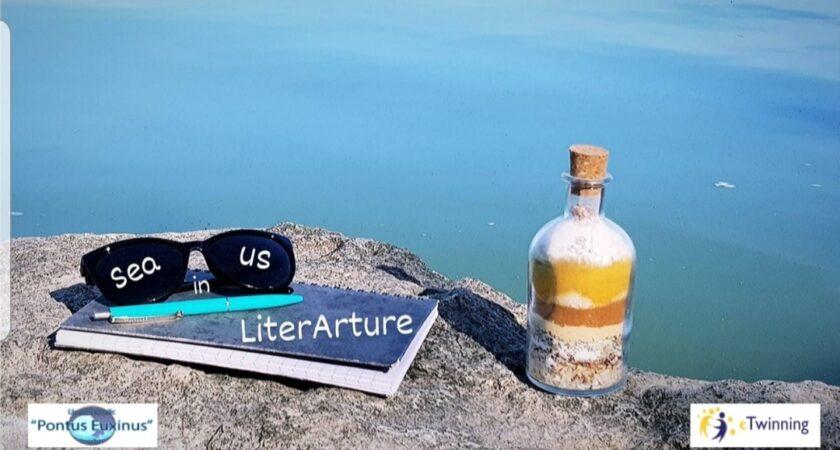 eTwinning: Sea Us in LiterArture