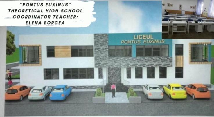 """Prezentarea școlilor implicate în proiectul eTwininig """"Cities and Cultures: Hand to Hand"""""""
