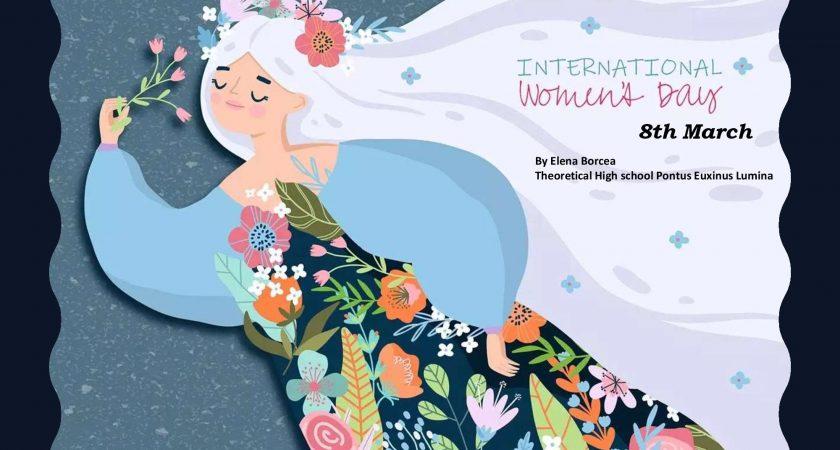 Martie – luna dedicată femeilor